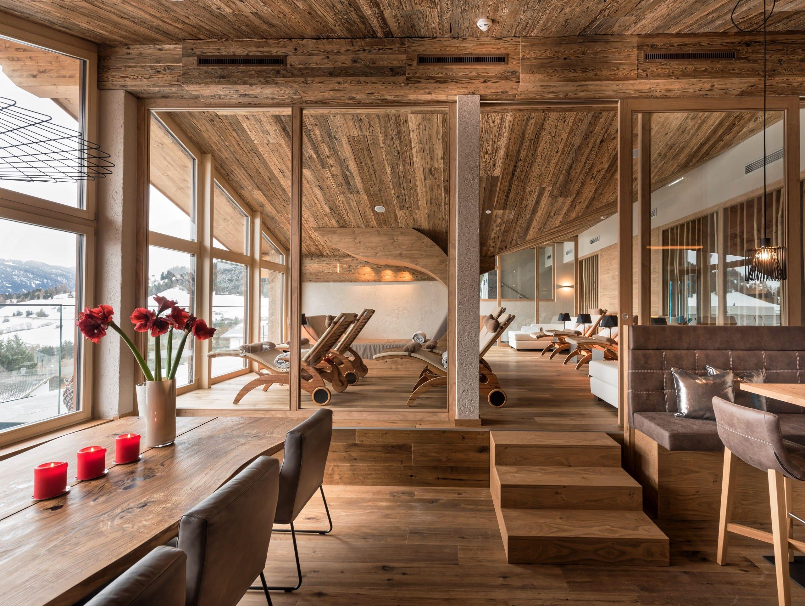 Hotel Tirol Fiss Home Interior