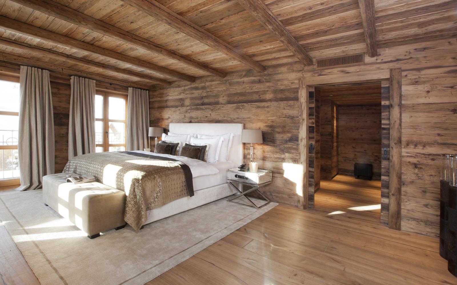 chalet n home interior. Black Bedroom Furniture Sets. Home Design Ideas