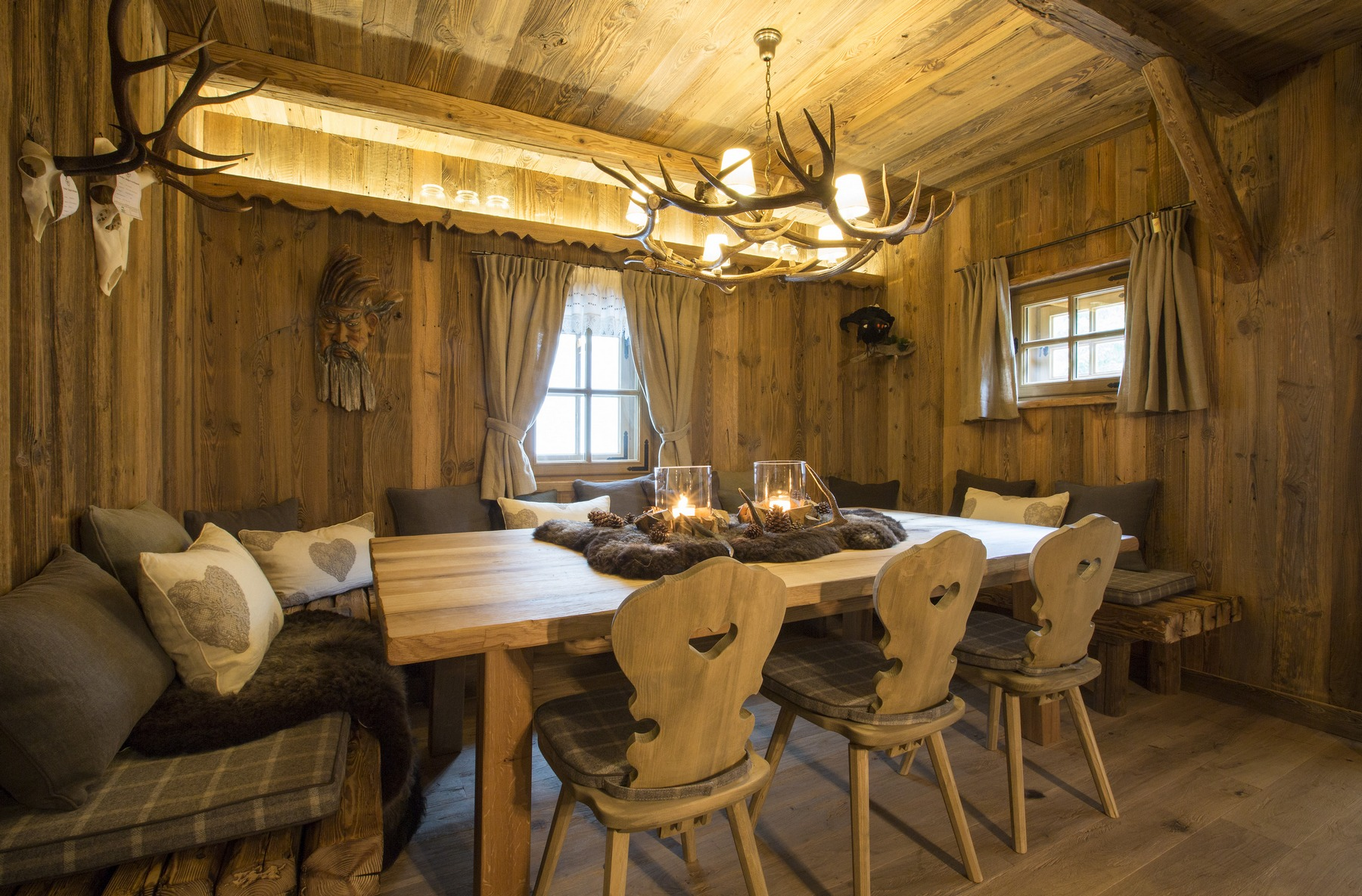 Jagdhaus Tirol Home INTERIOR